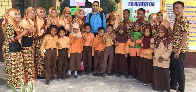 Field Report: Improving Rural Education in Sumatra