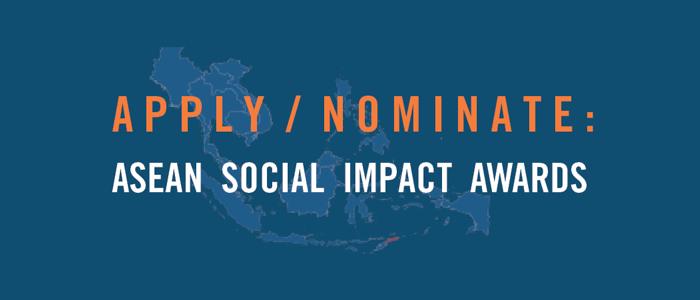 ASEAN Social Impact Awards