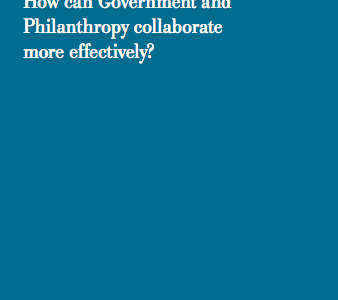 Why a Green Paper on Effective Public-Philanthropic Collaboration in ASEAN?