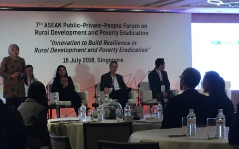 Working with ASEAN to optimise the power of collective action in philanthropy