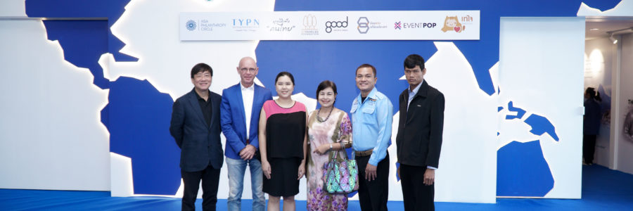 Launch of The Givers Network in Bangkok