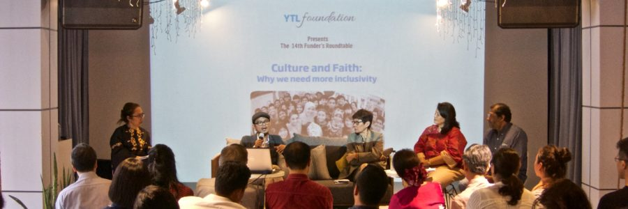 APC Funders Roundtable in KL: Culture and Faith: Why we need more Inclusivity