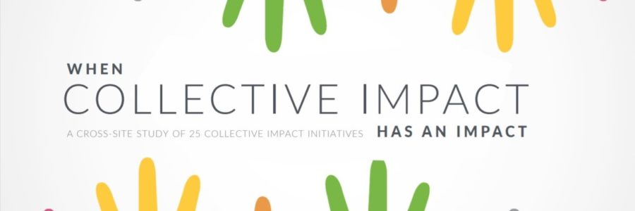 Does Collective Impact really work? Results from 25 case studies