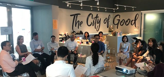 Singapore Roundtable: The Pitch for Social Inclusivity